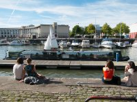 Harbourside at City Docks, Bristol